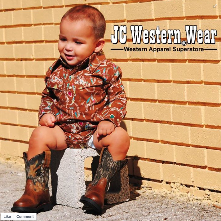 Western clothing stores in texas